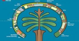 Jumeirah Zabeel Saray Jogging Map
