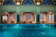jumeirah salt water pool thalostherapy