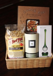 Pantry Cafe - Healthy Hamper 600