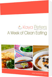 kaya cookbook