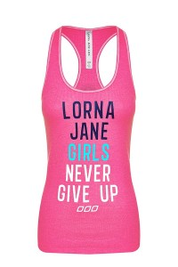 lorna jane Girls Inspirational tee